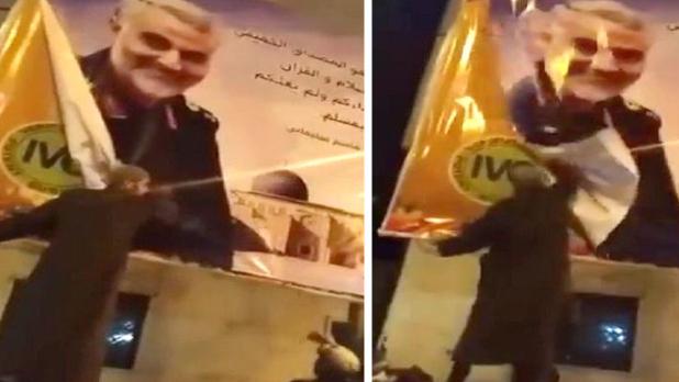 رفض فلسطيني لصور سليماني في غزة.. وحماس تتحرك