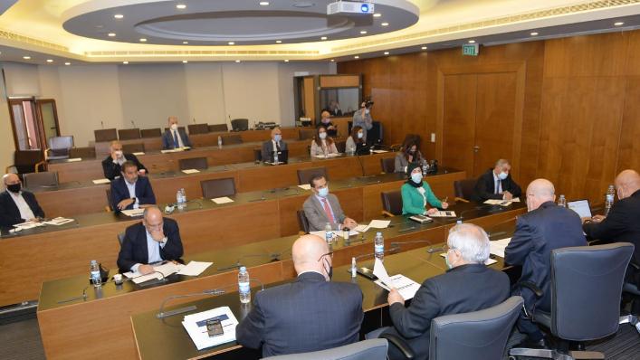 لجنة الصحة ناقشت مع المدير الإقليمي للبنك الدولي ما يمكن أن يقدمه البنك على الصعيد الصحي
