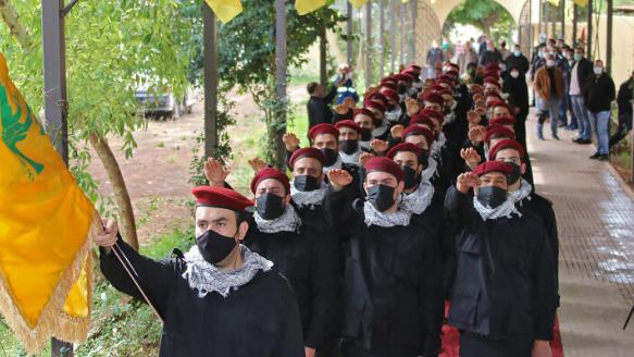 """""""حزب الله"""" يقاتل العقوبات """"داخل البيت"""""""