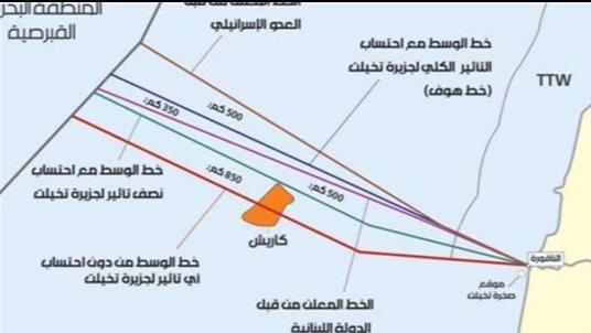 """""""حرب خرائط"""" بين لبنان واسرائيل... ما مصير المفاوضات؟!"""