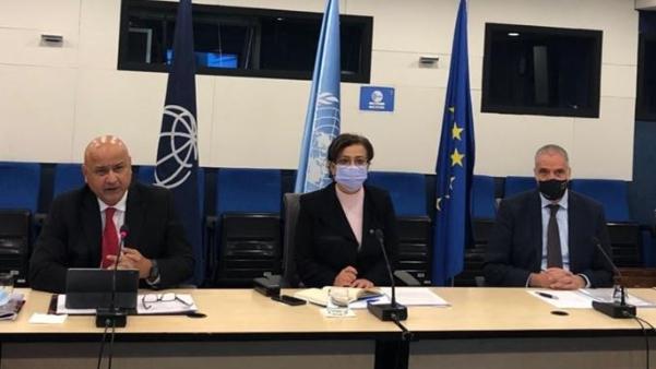 الاتحاد الأوروبي والأمم المتحدة والبنك الدولي أطلقوا إطار الإصلاح وإعادة الإعمار للبنان
