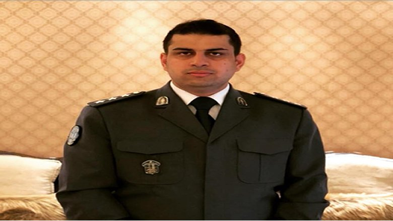 استشهاد نقيب بعد اقتحام شقيق موقوف لفصيلة الأوزاعي