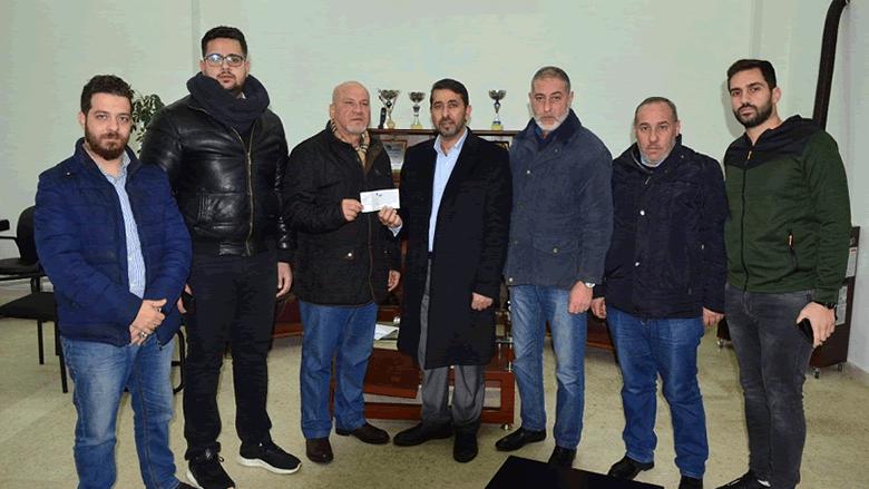 55 مساعدة مالية لطلاب معهد الجوزو الفني في برجا