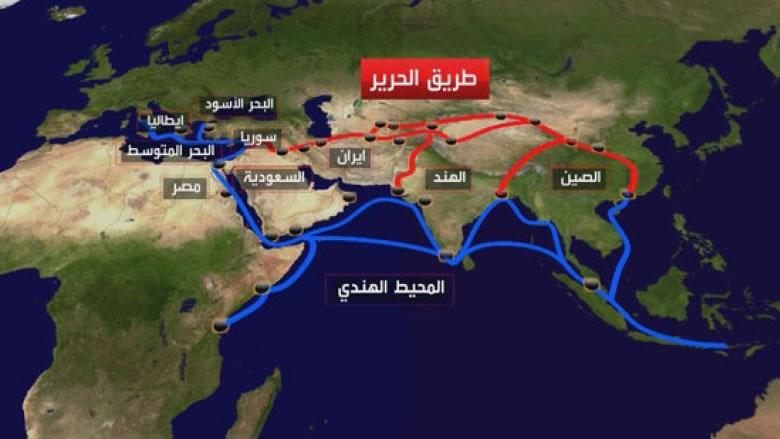 """كورونا يهدّد """"طريق الحرير""""... وهذه خارطة الدول المتضررة"""