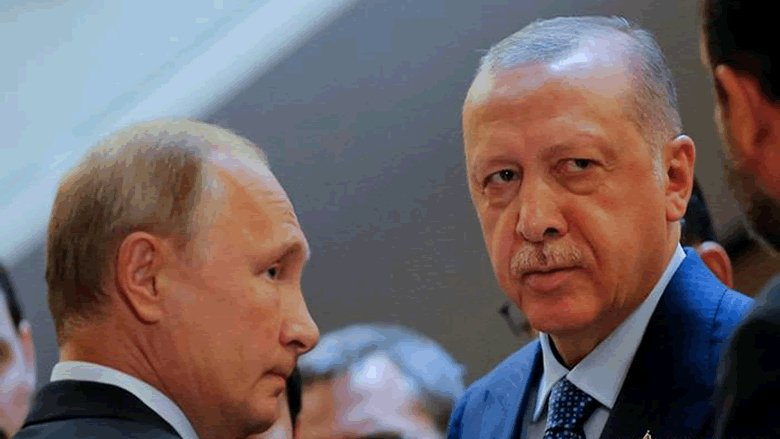 Turkish president openly challenges Russia in Syria