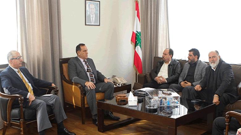 حب الله: لا قرارات عشوائية تمس الأمن الاجتماعي للعمال اللبنانيين