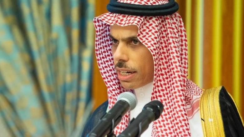وزير الخارجية السعودي: لم نرسل أي رسائل إلى إيران