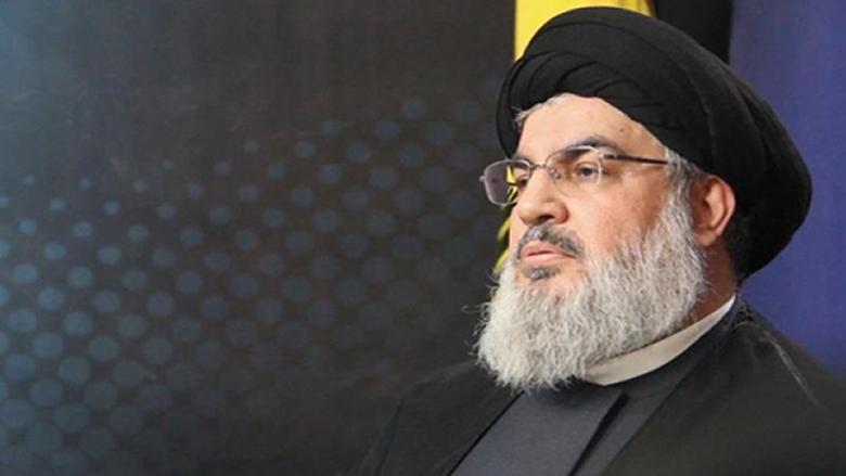 نصرالله يقوم بزيارة سرية الى ايران