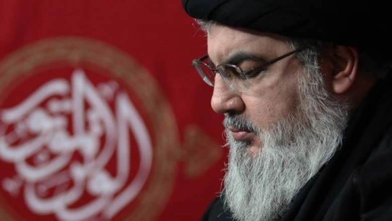 نصرالله: لإعطاء الحكومة فرصة ووقف التحريض