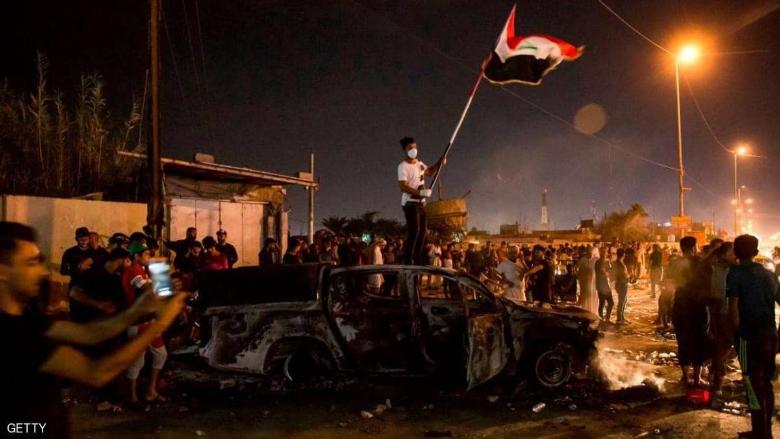 انتفاضة العراق ومخاطر الحركة الارتدادية الإيرانية