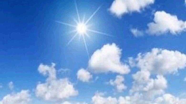 الطقس غداً غائم مع ارتفاع في درجات الحرارة