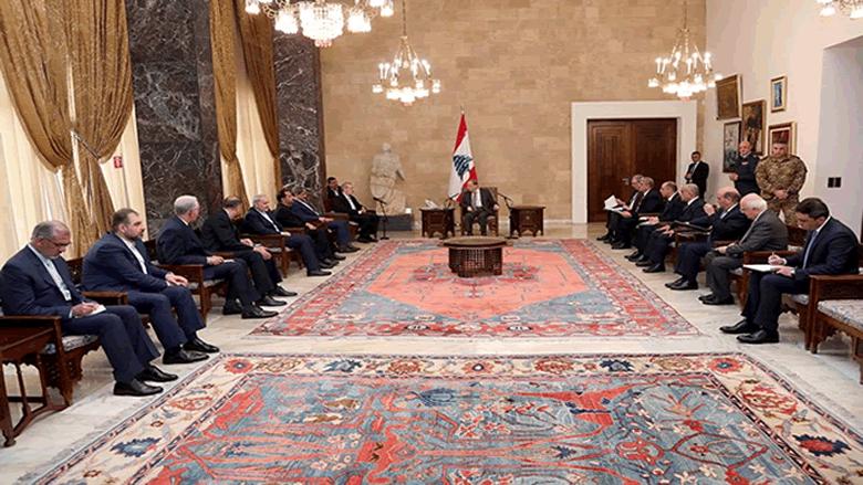 رسالة ايرانية للبنان: مستعدون للمساعدة