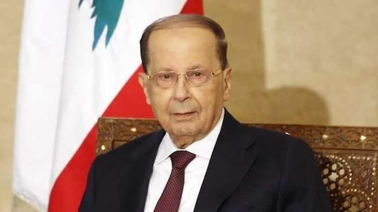 عون يلتقي مستشار وزارة الدفاع البريطانية