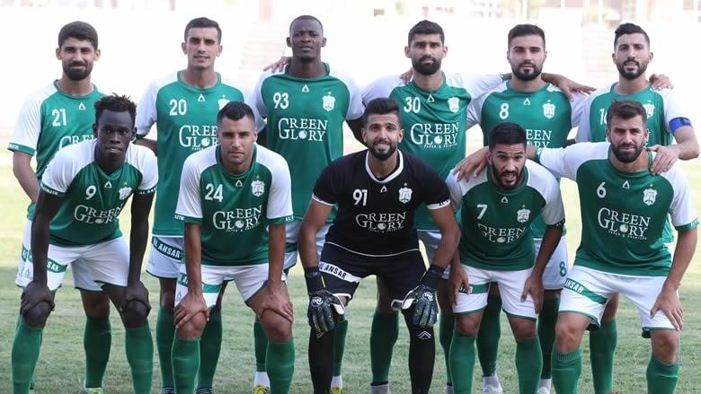 الانصار يستعد لمباراته مع نادي الكويت بمعسكر في الدوحة