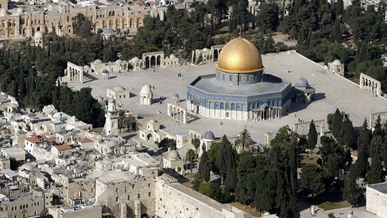 المسجد الأقصى وسور الصفقة