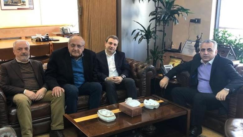 ابو فاعور تابع مع كركي ترتيبات افتتاح مركز الضمان الجديد في راشيا