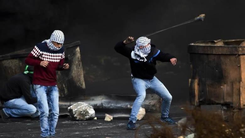 إستئصال عين طفل فلسطيني أصيب برصاص الإحتلال
