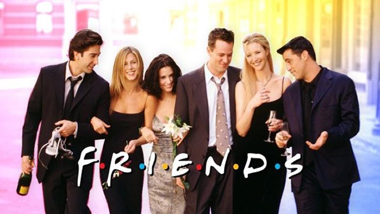 لمُّ شمل نجوم مسلسل Friends في حلقة استثنائية
