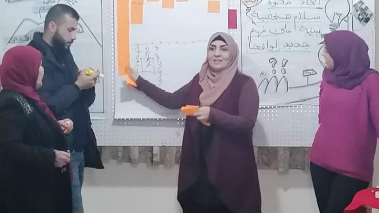 """ورشة عمل حول بناء السلام لـ""""النسائي التقدمي""""- الشمال"""