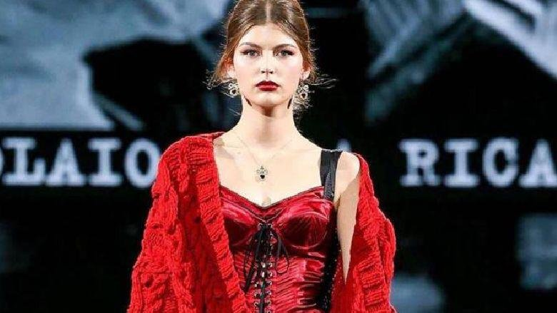 كيف كانت مجموعة أزياء دولشي أند غابانا في ميلان؟