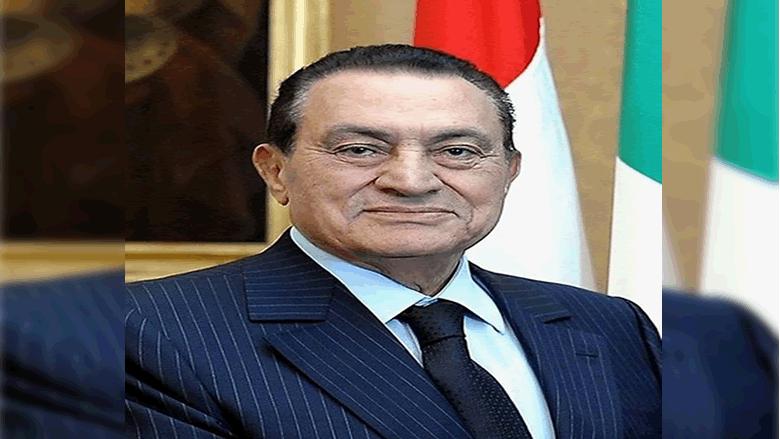 جنبلاط: مبارك كان صديقا كبيرا للبنان