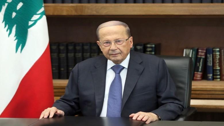 عون يعلن دخول لبنان نادي الدول النفطية: لا هيمنة لأحد على الثروات