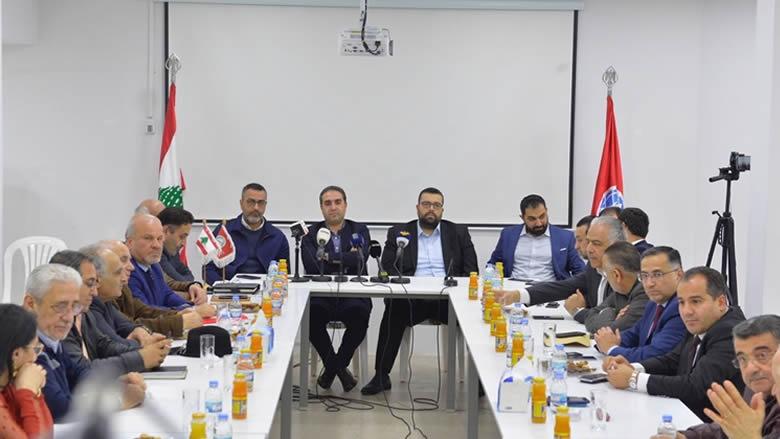 """""""التقدمي"""" و""""المستقبل"""" يؤكدان التنسيق والتعاون: على الحكومة تحقيق مطلب اللبنانيين بالإصلاح"""