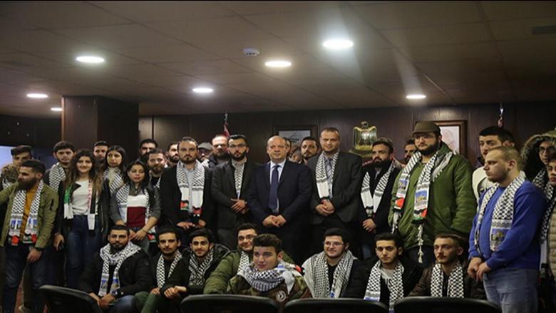 """لقاء لـ""""الشباب التقدمي"""" والمنظمات الشبابية الفلسطينية رفضاً لـ""""صفقة القرن"""""""