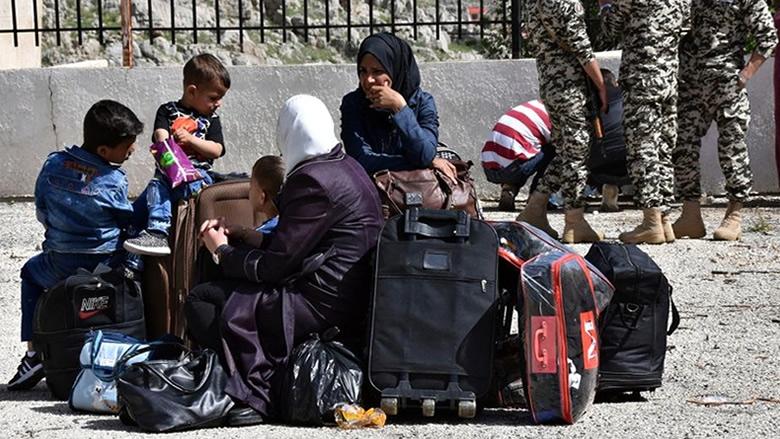 القاع ترفض إستقبال المزيد من النازحين السوريين