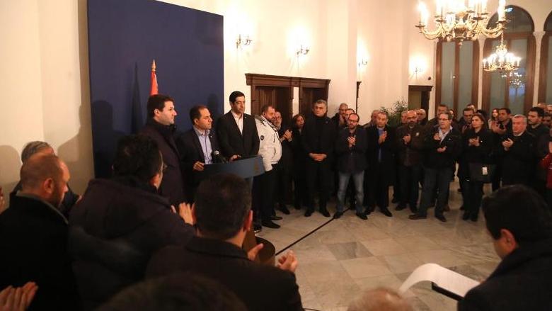 سامي الجميل: لن نعطي الثقة لحكومة هي استمرار للحكومة السابقة