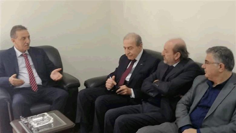 الخليل: حكومة دياب تقوم بجهد كبير رغم العراقيل
