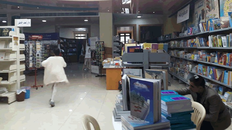 """""""كورونا"""" يقفل أبواب معرض الكتاب في انطلياس"""