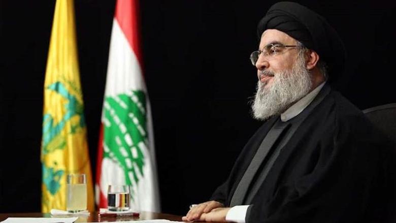 """نصرالله يعود إلى موقف جنبلاط: نعم لصندوق النقد """"بشروط لبنانية مقبولة"""""""