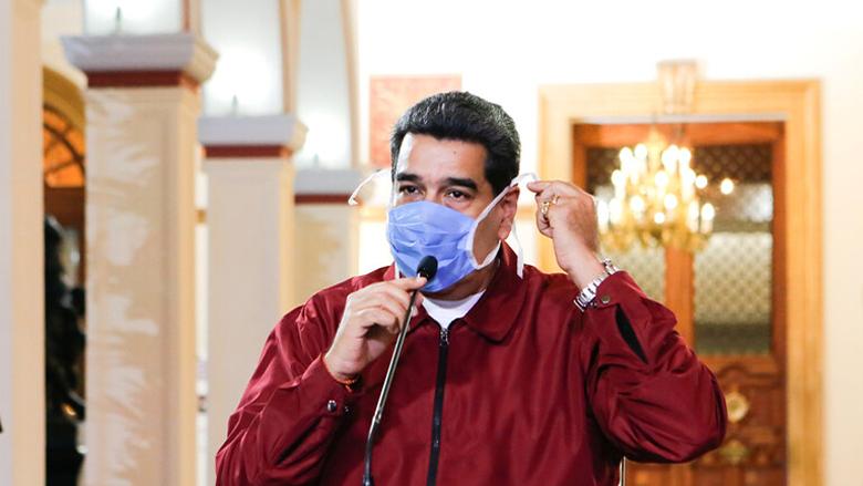 مادورو يفرض الحجر الصحي في كافة أنحاء فنزويلا