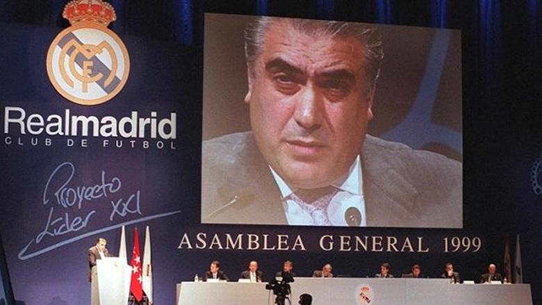 """رئيس ريال مدريد السابق في حال حرجة متأثراً بـ""""كورونا"""""""