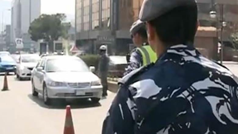 دوريات لفصيلة مخفر شحيم في قرى الاقليم وتشديد على اقفال المحلات والمقاهي