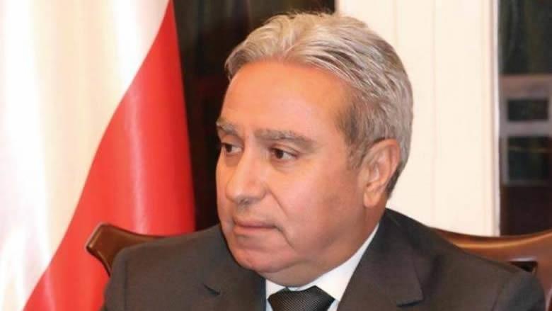 وزير لبناني في دمشق