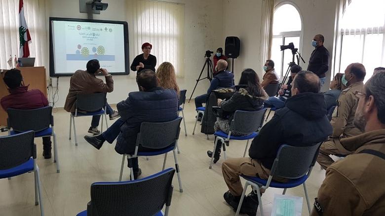 """مؤسسة """"الفرح"""" تطلق سلسلة لقاءات توعوية تدريبية في مواجهة """"كورونا"""""""