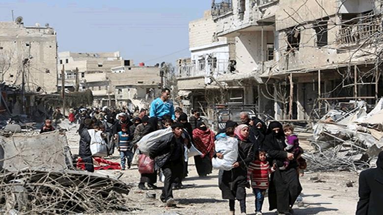 وحدة الأراضي السورية هي الأساس