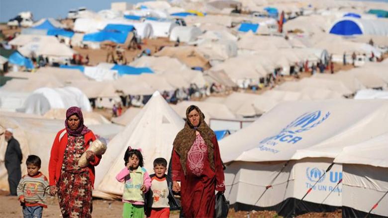 تعزيز تدابير التأهّب والوقاية في مخيمات النازحين السوريين