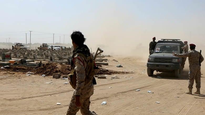 الجيش اليمني يأسر عناصر من جماعة أنصار الله