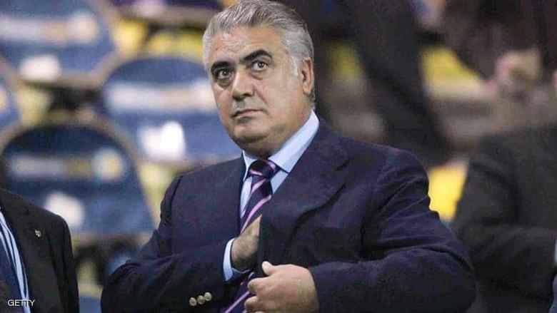 """كورونا"""" يفتك برئيس ريال مدريد السابق"""