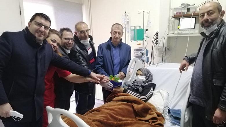 في عيد الأم هدية لقلب أم... إنجاز جديد لمستشفى راشيا الحكومي