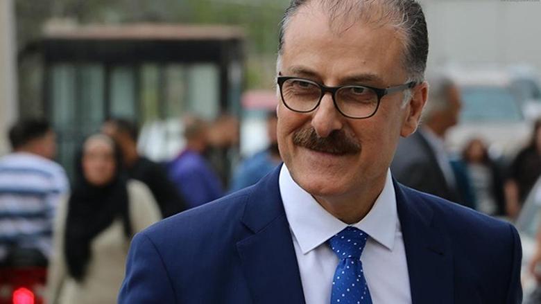 عبدالله شكر وزير الصحة لتخصيصه مستشفى سبلين بمبلغ 75 مليون ليرة