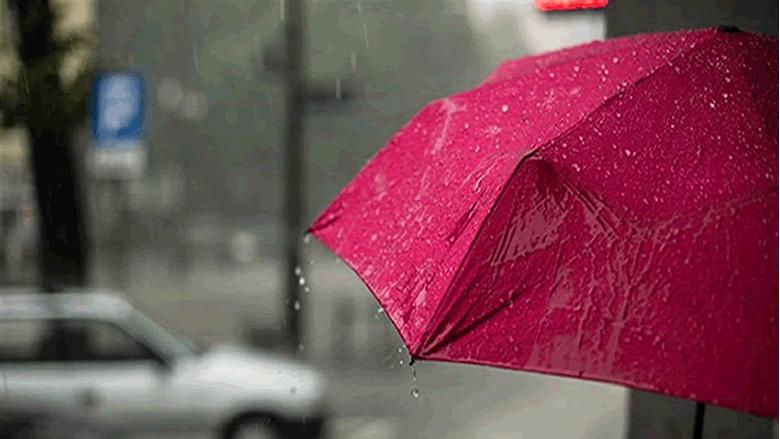الطقس غدا غائم جزئيا وأمطار متفرقة تشتد غزارتها بعد الظهر