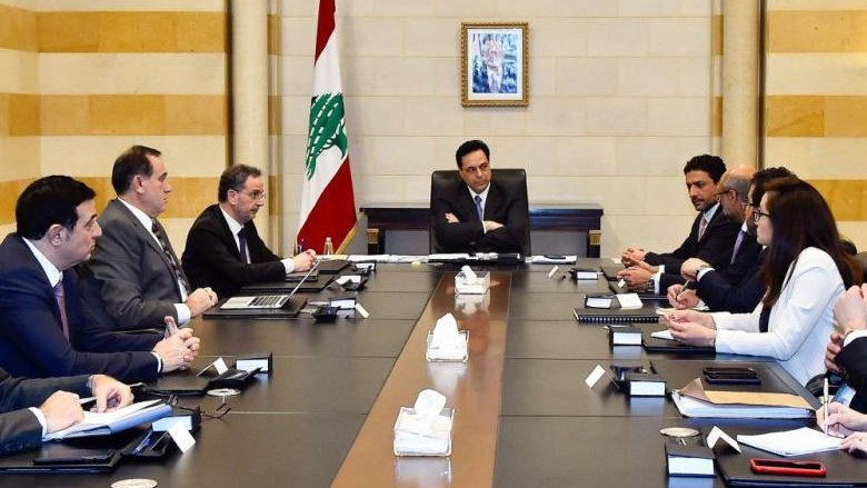 Epidemic only compounds Lebanon's socio-economic woes