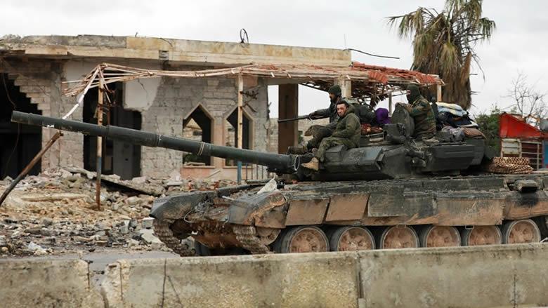 إسقاط مسيّرة تركيا في إدلب.. ومقتل جندي تركي