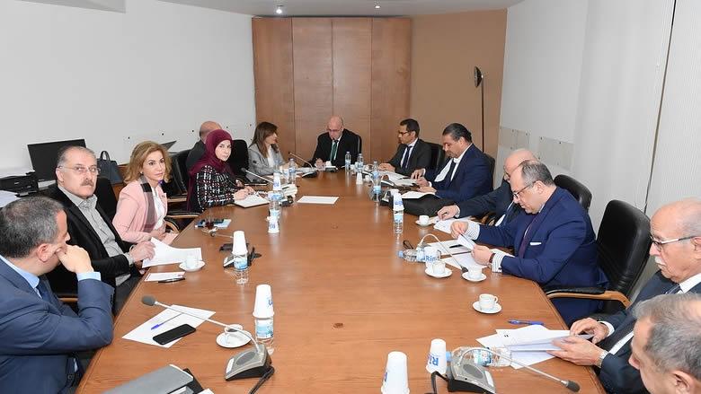 لجنة الصحة العامة بحثت ملف الكورونا مع مدير مستشفى الحريري