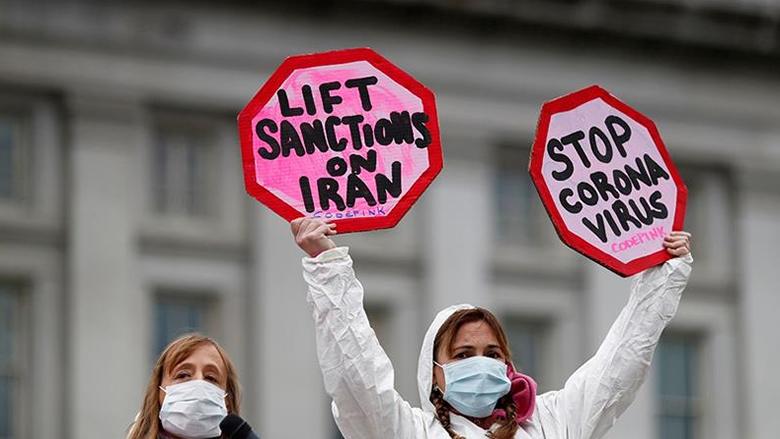 """هل يساهم """"كورونا"""" في رفع العقوبات الأميركية عن إيران؟"""