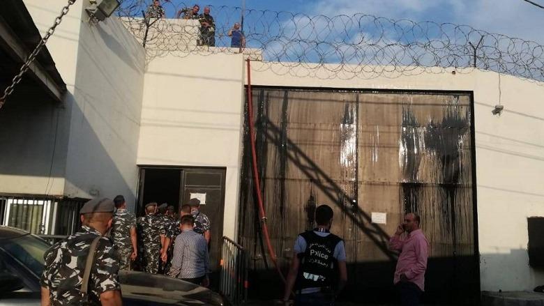 بالفيديو: إضراب عن الطعام في سجن زحلة احتجاجاً على الاكتظاظ